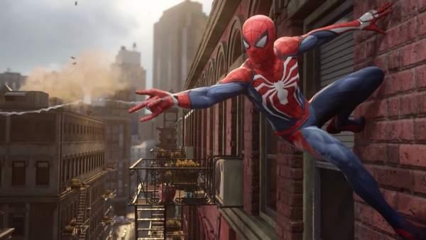 Los Videojuegos Premiados En La Gamescom Del Nuevo Spider Man A