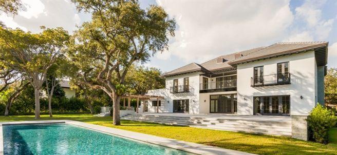 La mansión se encuentra en el estado de Florida.