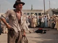 La historia detrás de una escena de 'En busca del arca perdida'