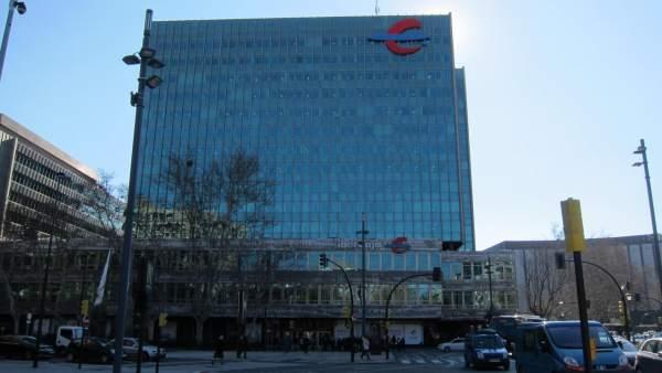 Ibercaja acumula hasta julio m s de millones de for Oficinas de ibercaja en barcelona