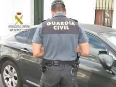 Agente de la Guardia Civil.