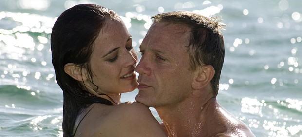 Eva Green Daniel Craig