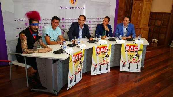 Presentación del MAC 2018.