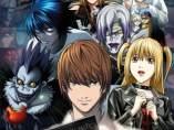 'Death Note' en su adaptación anime