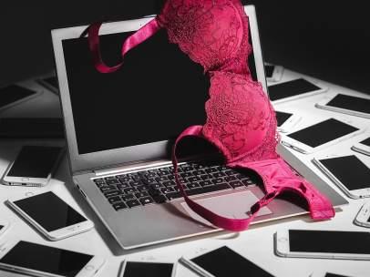 Ordenador, sexo, internet