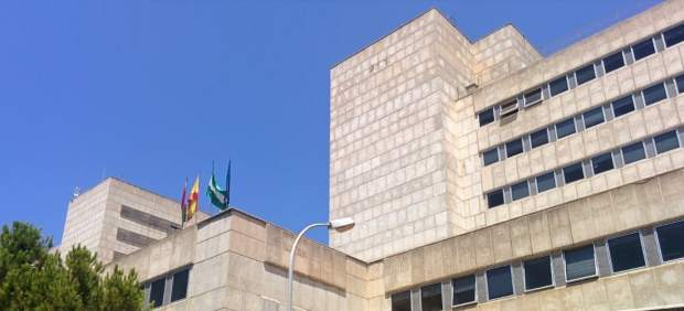 Fachada del Hospital Materno Infantil de Málaga