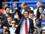 Unai Emery, entrenador del Arsenal.