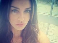 La modelo Christina Carlin-Kraft en una foto en sus redes sociales