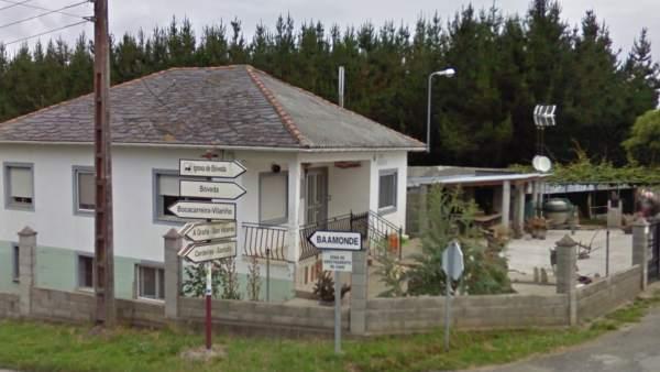 La localidad de Bóveda (Lugo), donde ha tenido lugar el siniestro