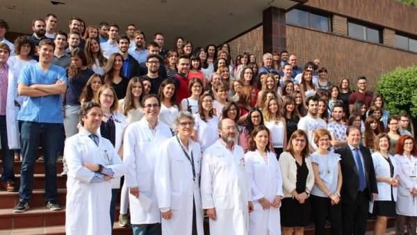Medicos residentes en Castilla-La Mancha