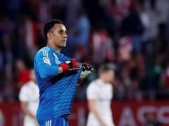 Keylor, titular en el estreno en Champions del Real Madrid ante la Roma
