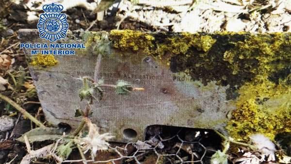 La pieza del Boeing 747 del accidente de Los Rodeos encontrada ahora