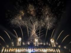 Festival piromusical de Sueca