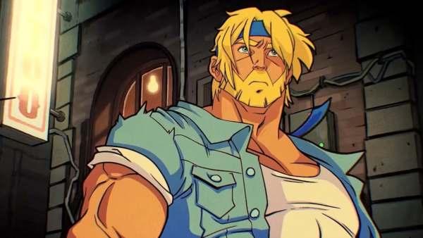 Fotograma del videojuego 'Streets of Rage 4'.