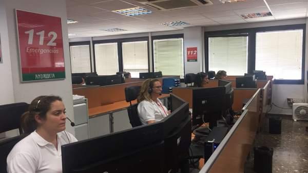 Centro coodinador de Emergencias 112 Andalucía