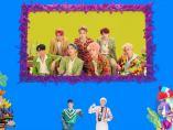 El grupo de K-pop BTS