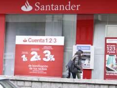 Santander endurece aún más las condiciones de su Cuenta 1|2|3 y rebaja a 1.000 € el límite de saldo remunerado