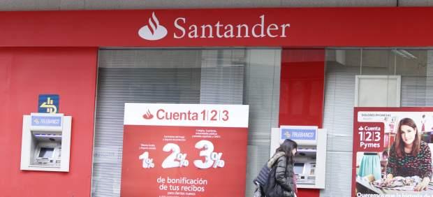 Santander endurece aún más las condiciones de su Cuenta 1|2|3 y rebaja a 1.000 € el límite de ...