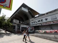 La conservación del estadio del Rayo en la crisis: solo 77.000 euros