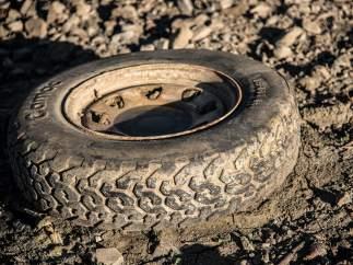 No llevar rueda de repuesto