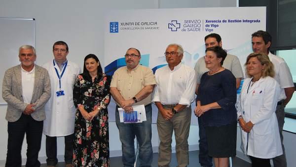 Investigadores gallegos revolucionan los estudios sobre hipertensión