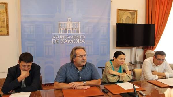 Presentación de actividades en torno a León Felipe