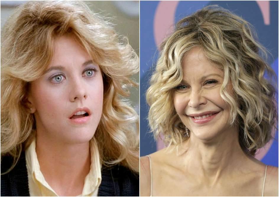 Meg Ryan. El exceso de cirugía es la razón por la que Meg Ryan (56 años) cada vez se parece menos a la actriz que conquistó Hollywood en los 90.