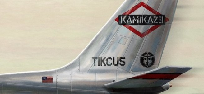 Kamikaze, el nuevo disco de Eminem