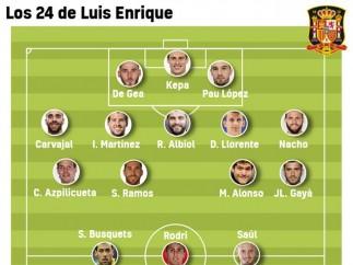 Arranca una nueva era en la selección española c9aefd5f0a1