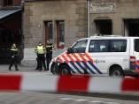 Tres heridos en un altercado en la estación de trenes de Amsterdam