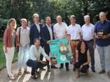Presentación de las Euskal Jaiak de Ordizia 2018