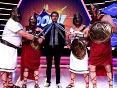 Los Lobos se visten de espartanas en el programa 300 para luchar contra Las Espartanas.