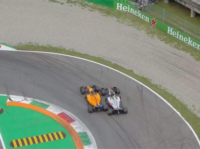 Alonso y Magnussen