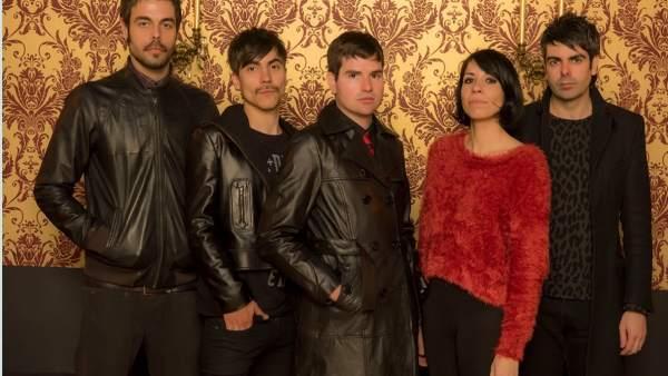 La banda catalana Dorian