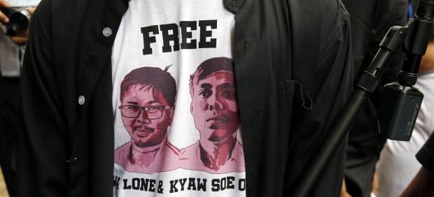 Wa Lone y Kyaw Soe Oo