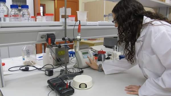 Laboratorio de la Universidad de Granada