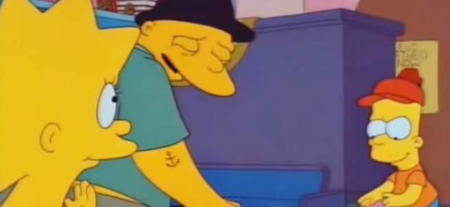 Michael Jackson en Los Simpson