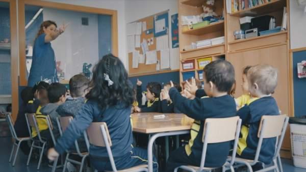 Casa Caritat rep més de 200 sol·licituds per a matricular xiquets en les seues escoles infantils