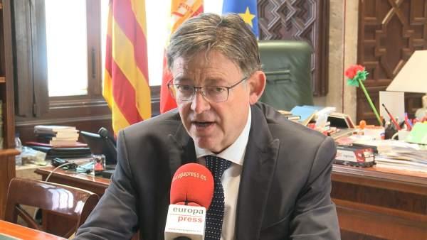 """Puig veu positiu l'""""espai de trobada"""" que Sánchez està """"propiciant"""" a Catalunya"""