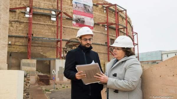 Plan Director del Anfiteatro de Cartagena