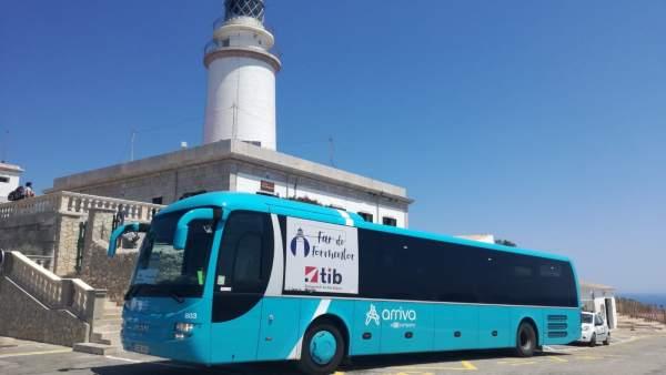Bus lanzadera Formentor