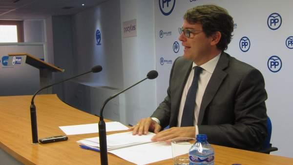 Alfonso Fernández Mañueco 3-9-2018