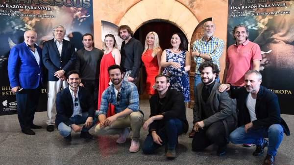 Presentación del musical 'Franciscus: una razón para vivir'