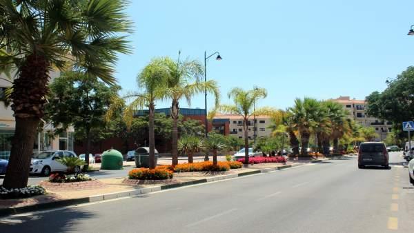 Jardinería en Estepona