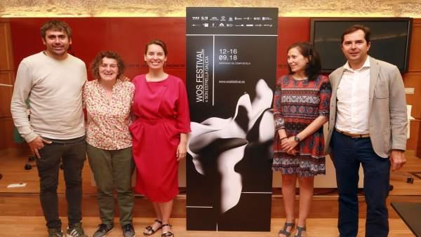 Presentación del V WOS Festival Son Estrella Galicia
