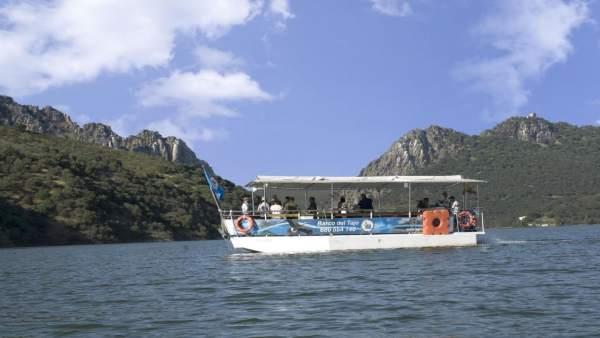 Barco del Tajo