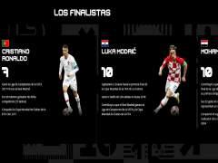 Premios The Best 2018 de la FIFA: la gala, en directo