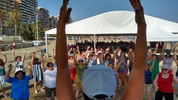 Circuito de Ociio y Playa para mayores de la provincia