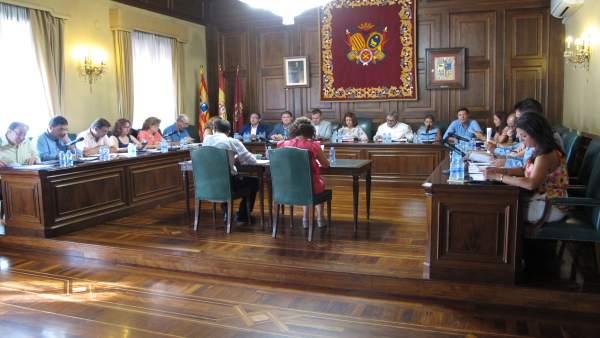 Foto Pleno Septiembre
