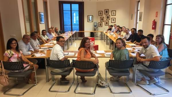 Reunión de la Ejecutiva del PSIB
